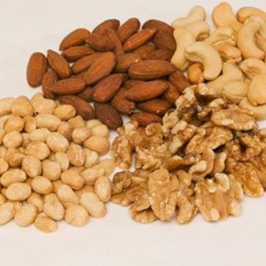 nueces para el colesterol