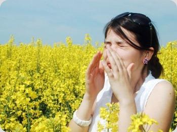 reaccion alergica