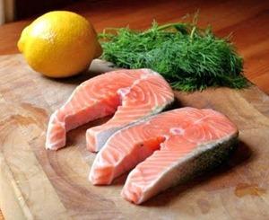 salmon para colesterol malo