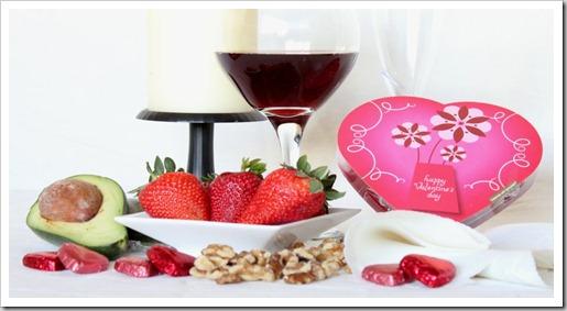 afrodisiacos para san valentine