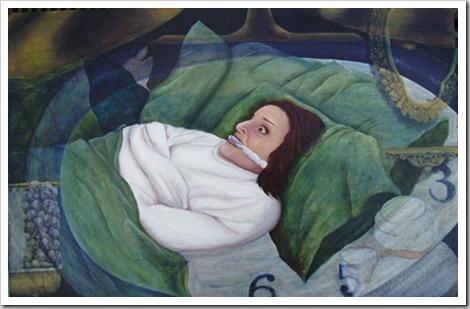 Padezco la espantosa parálisis del sueño y te lo cuento…