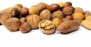 nueces para colesterol