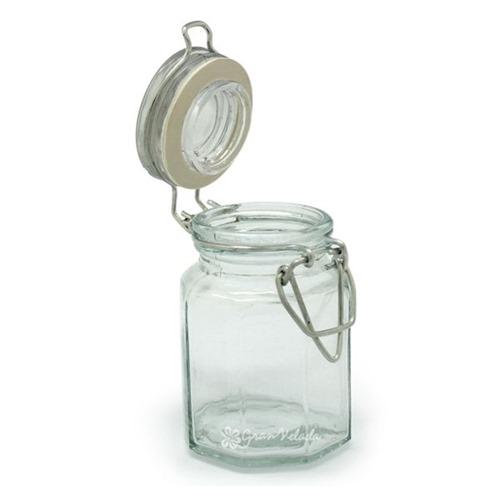 frasco de cristal